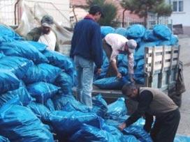 İstanbul'da bedava kömür dağıtımı başlıyor