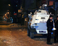 Adana'da gerginlik