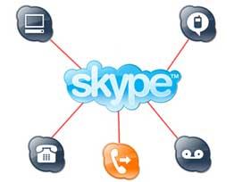 Telefon faturasına Skype ile son verin