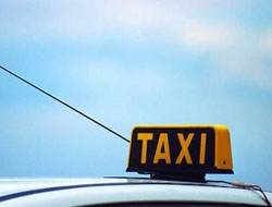Güvenlik kabinli taksiler geliyor