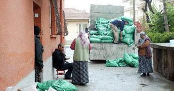 İşte yardımlardaki AKP gölgesi