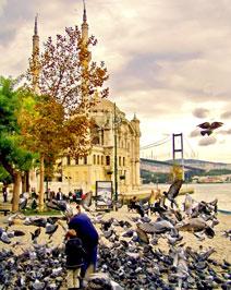 Senaryonuzda İstanbul'u anlatın