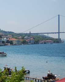 Çengelköy'e organik İstanbul Bahçesi