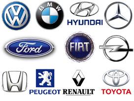 Otomobil amblemleri