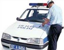 İstanbul`da 27 bin 307 Sürücüye Ceza