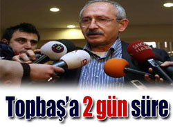 Kılıçdaroğlu Topbaş'a meydan okudu