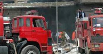 Fatih'te 5 katlı bina çöktü