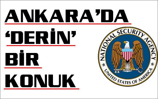Ankara'da derin bir isim!