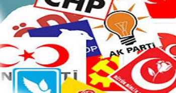 8 partinin hesapları incelendi