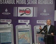 İstanbul Artık Cepte!