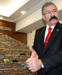 İstanbul'da 1 ton uyuşturucu