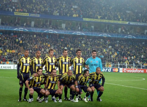 Fenerbahçe, Avrupa'da