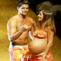 Hamileler nasıl dengelerini kaybetmiyor