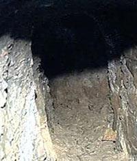 İstanbul'un göbeğinde esrarengiz tünel