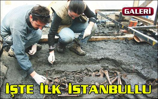 İstanbul'da müthiş keşif!