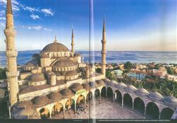 İspanyol Turizm Dergisinin Kapağında İstanbul Var