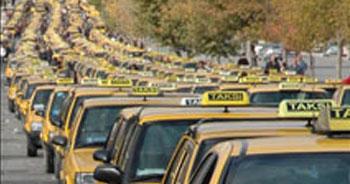 Taksilerde güvenli dönem başlıyor