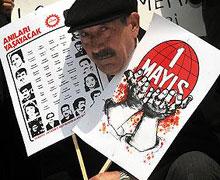 Türk-İş'ten Taksim için başvuru