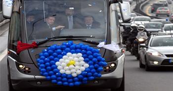 Belediyeden metrobüs açıklaması