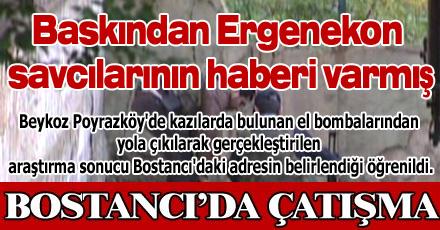 Baskından Ergenekon savcılarının haberi varmış