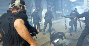 1 Mayıs'ta İstabul'a polis yağacak