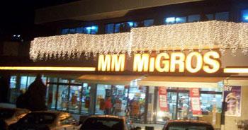 Migros devredildi