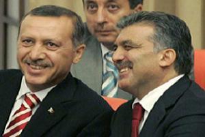 Başbakan yeni kabineyi Gül'e sundu