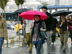 Meteoroloji'den Yağış UYARISI !