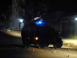 İstanbul'da olaylı gece