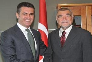 Hırvatistan Cumhurbaşkanı Şişli'de