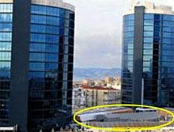 Akmerkez'e kaçak inşaat mührü basıldı