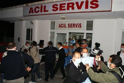 İstanbul'da domuz gribi şüphesi