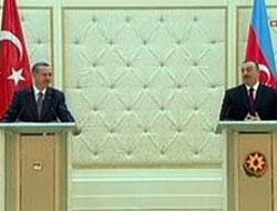 Erdoğan'dan Azerbaycan'a söz