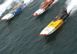 Offshore heyecanı yarın Haliç'ten başlıyor
