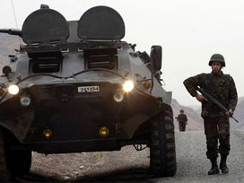 K.Irak'a giren Türk askerleri