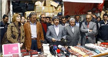 İstanbul'da 1 milyon korsan kitap ele geçirildi