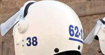 Polise kask numarası