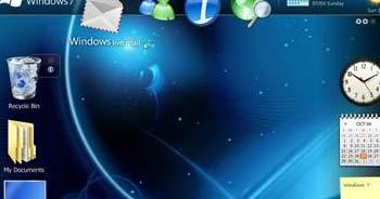 Windows 7'nin türkçe desteği hazır