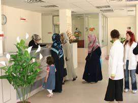 Özel hastanelerde halkgünü dönemi