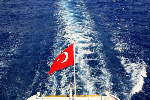 Türk Bayrağı artık Beyaz Listede...