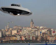 Ufo kongresi İstanbul`da