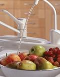 Meyveleri sirke ile yıkayın