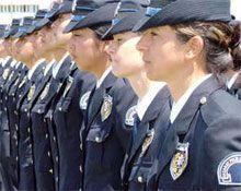 10 Bin Üniversiteli Polis Okullarına Alınacak