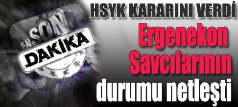 HSYK KARARINI VERDİ