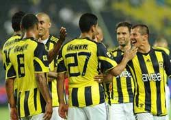 Fenerbahçe'nin konuğu Honved