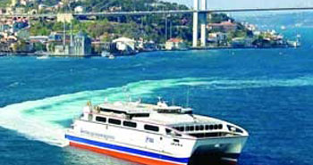 İstanbul-Bursa 1 saat 40 dakika