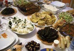 Ramazan'da kilo almayın