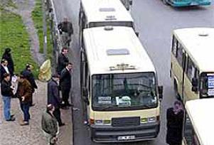 Minibüs, taksi ve okul servislerine zam