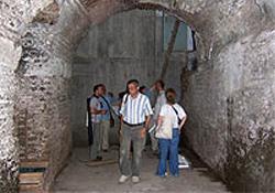 Topkapı Sarayı'nın altı tarih kaynıyor