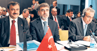 Türkiye-Suriye-Irak su zirvesi